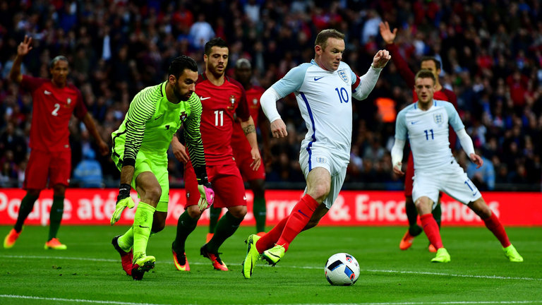 Betting Preview: England vs. Portugal (2/June/2016)