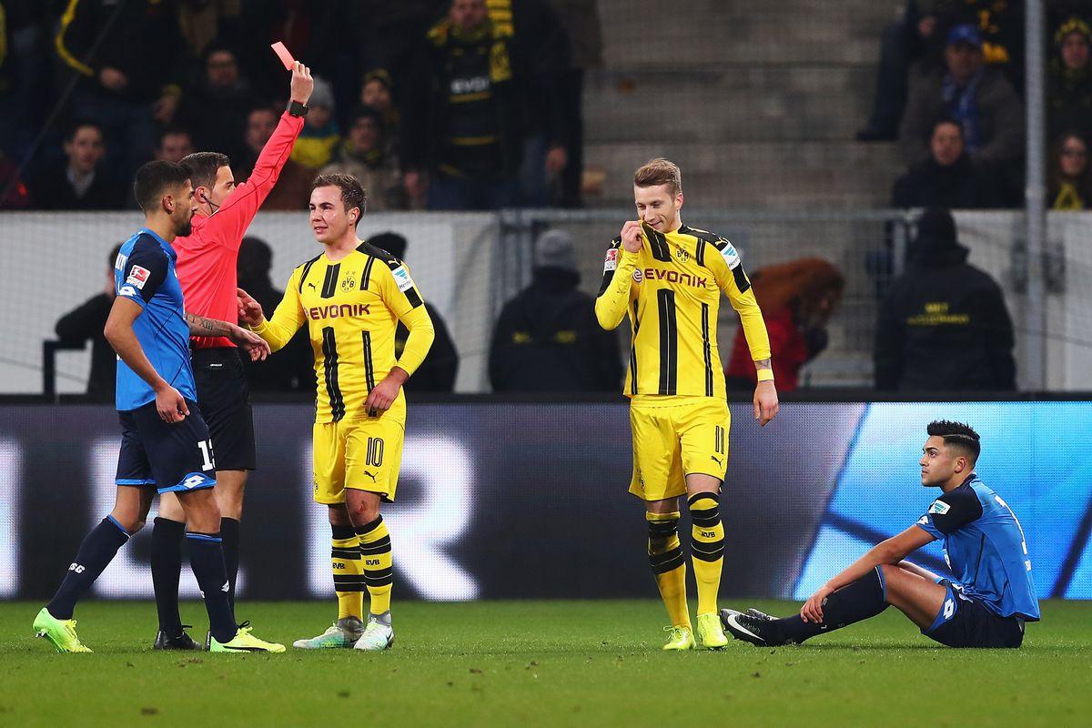 PREVIEW: Borussia Dortmund vs. Hoffenheim 16-12-2017