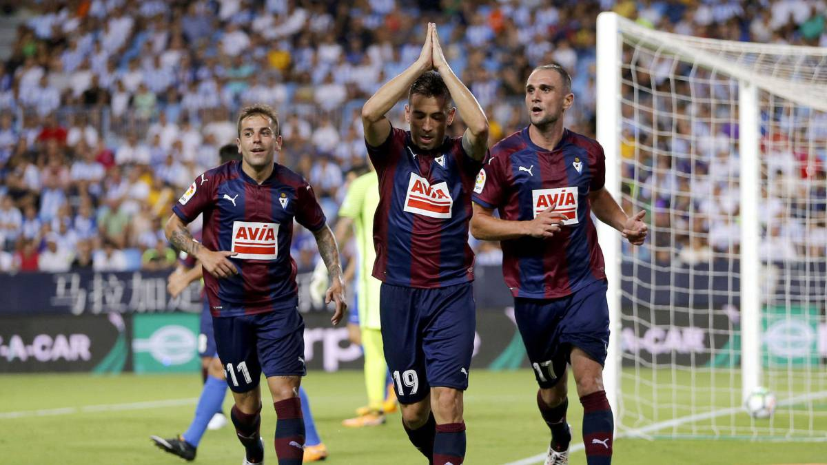 PREVIEW: Eibar VS Malaga  22.01.2018
