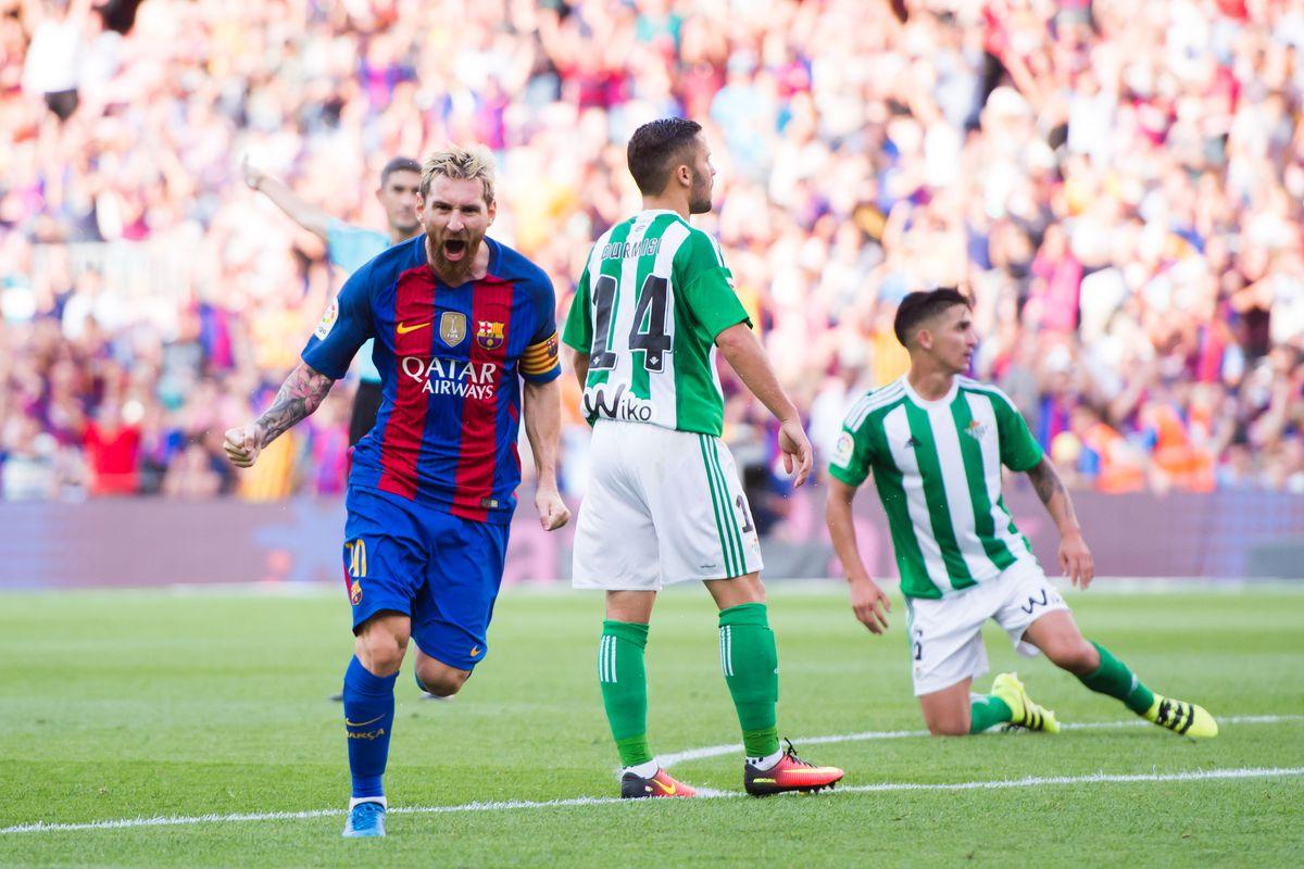 PREVIEW: Real Betis vs Barcelona 21.01.2018