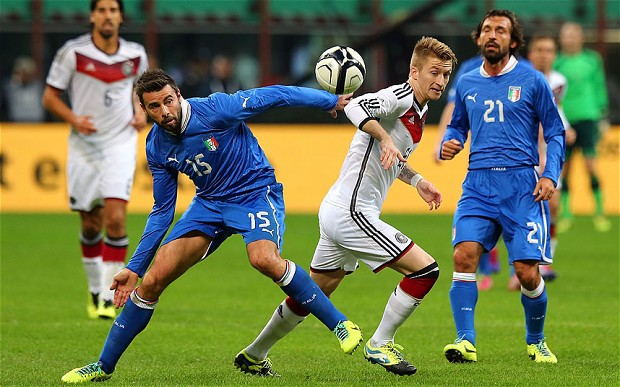 Italy – Germany (PREVIEW) 02.07.2016