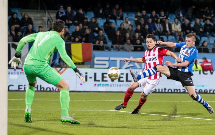 Jong PSV vs Eindhoven