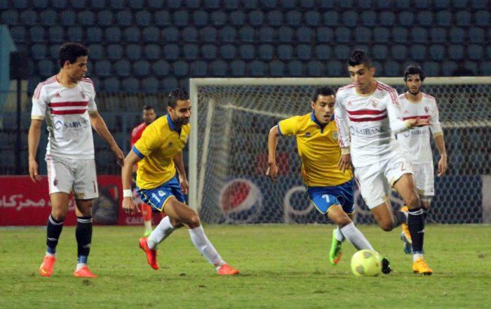 Ismaily SC v Al Asyouty Sport