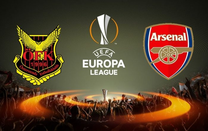 UEFA Europa League Arsenal - Ostersunds