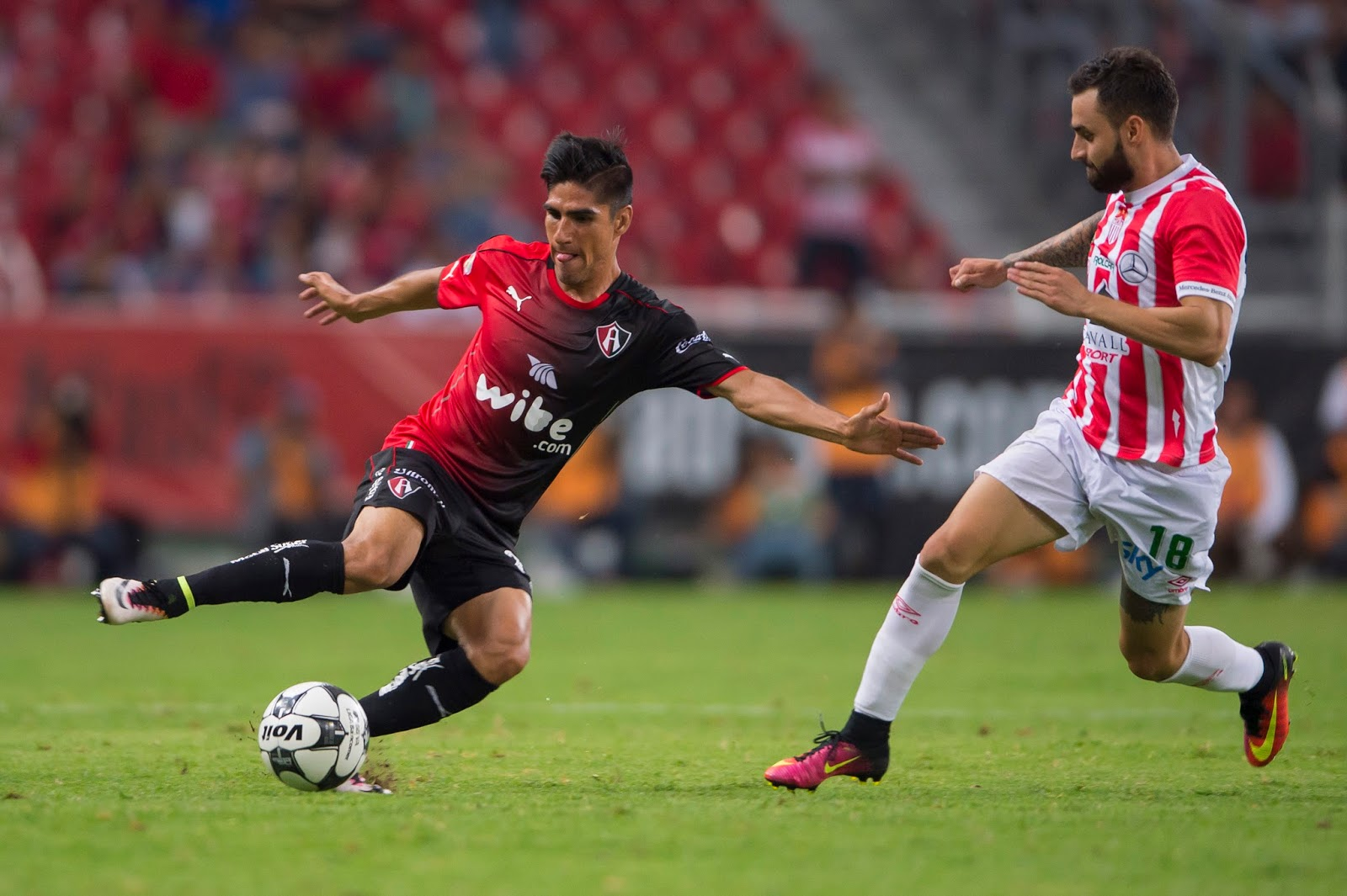 Betting Tips: Atlas vs Necaxa 13.02.2018