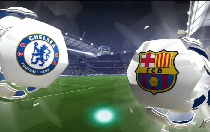 Chelsea - Barcelona champions league