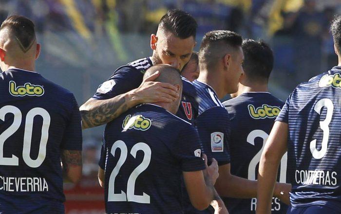 Deportes Iquique - U. De Chile soccer betting