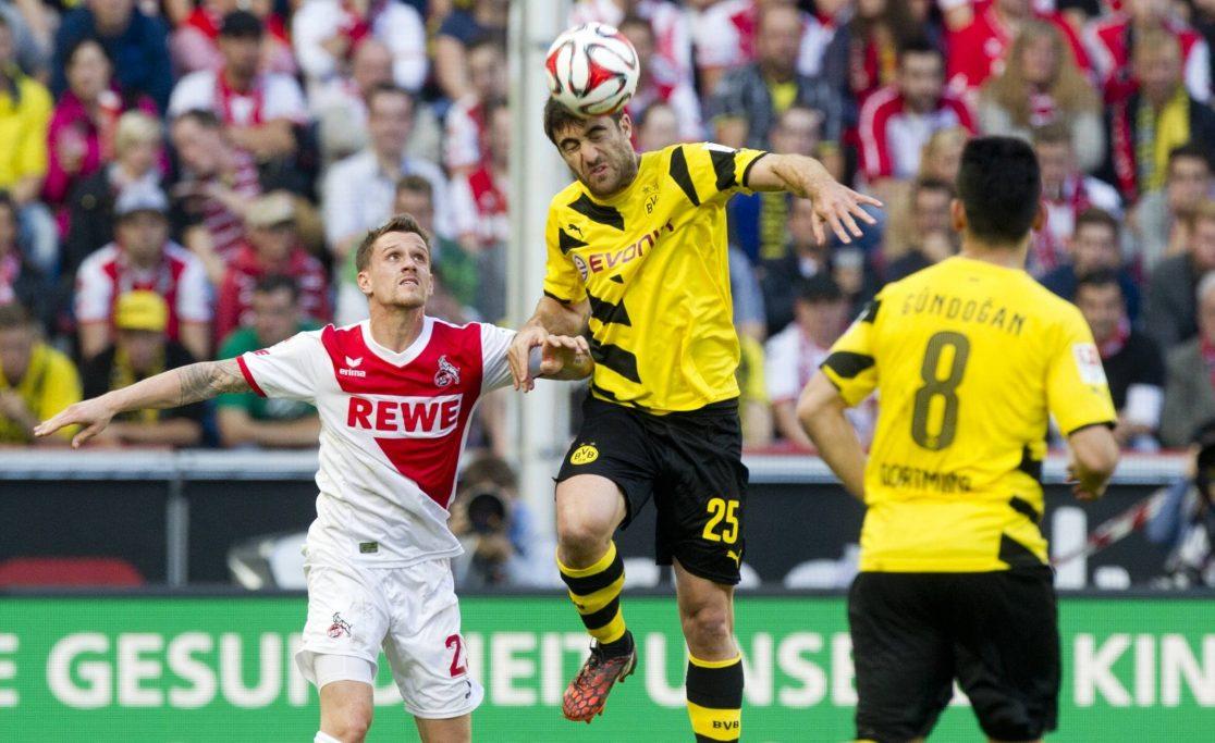 FC Köln vs BV Borussia Dortmund preddiction