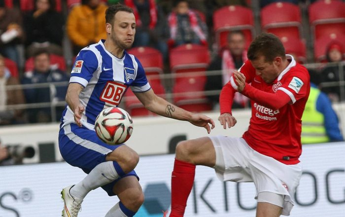 Hertha Berlin - Mainz betting tips