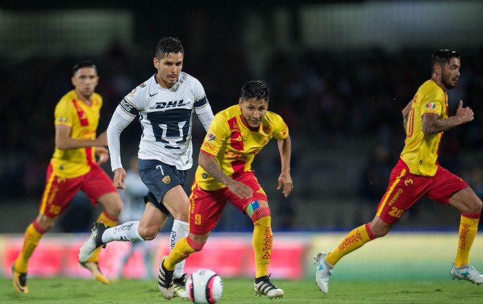 Morelia - Pumas soccer prediction