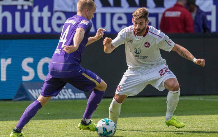 Nùremberg vs Aue soccer preview