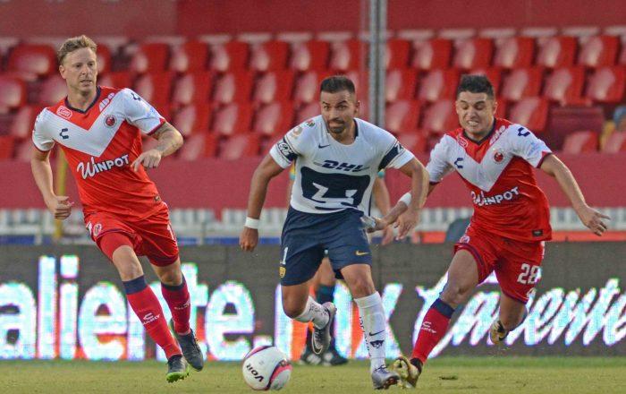 Pumas vs Veracruz soccer prediction