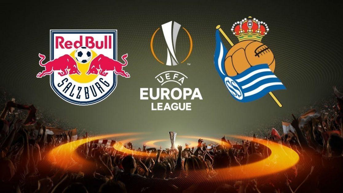 Salzburg Vs Real Sociedad UEFA Europa League