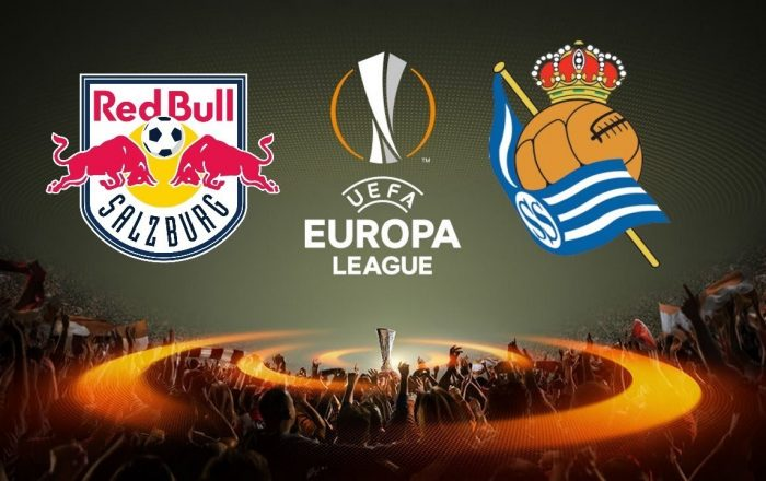 Salzburg Vs Real Sociedad UEFA Europa League