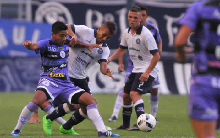 San Martín - University soccer bet