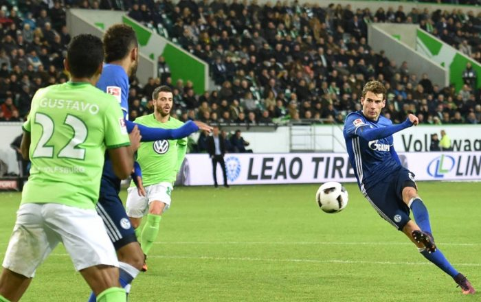 Schalke - Wolfsburg soccer prediction and pick