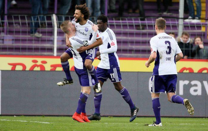 VfL Osnabruck - Chemnitzer soccer bet