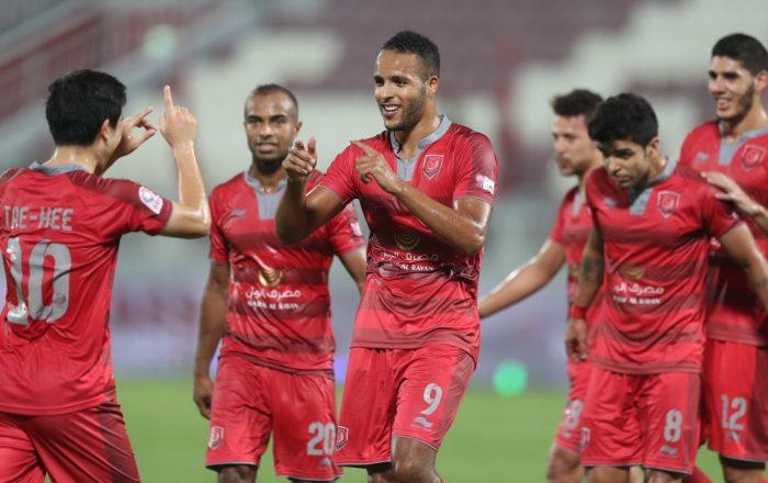 Al Kharaityat-Al Duhail soccer prediction