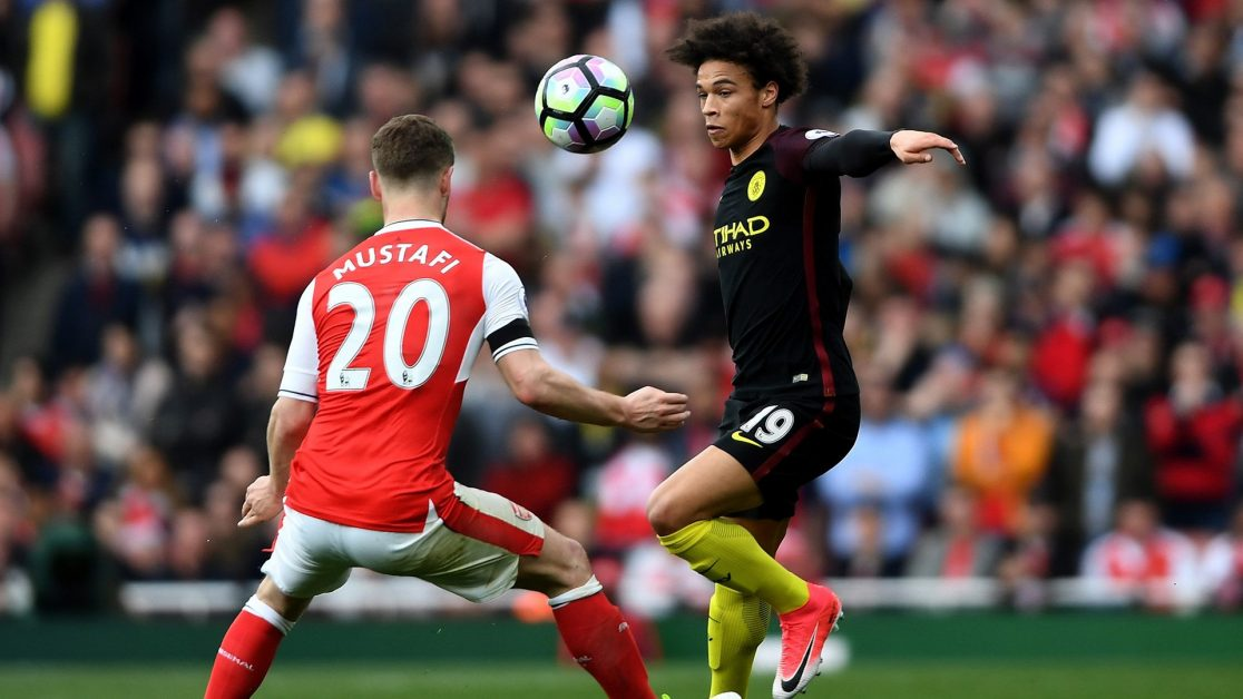 Arsenal - Manchester City Premier League