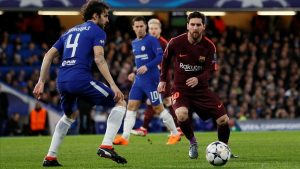 Barcelona - Chelsea Champions League