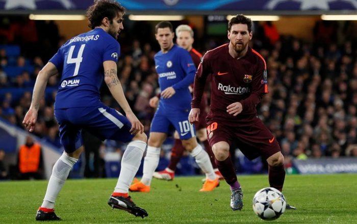 Barcelona - Chelsea Champions League