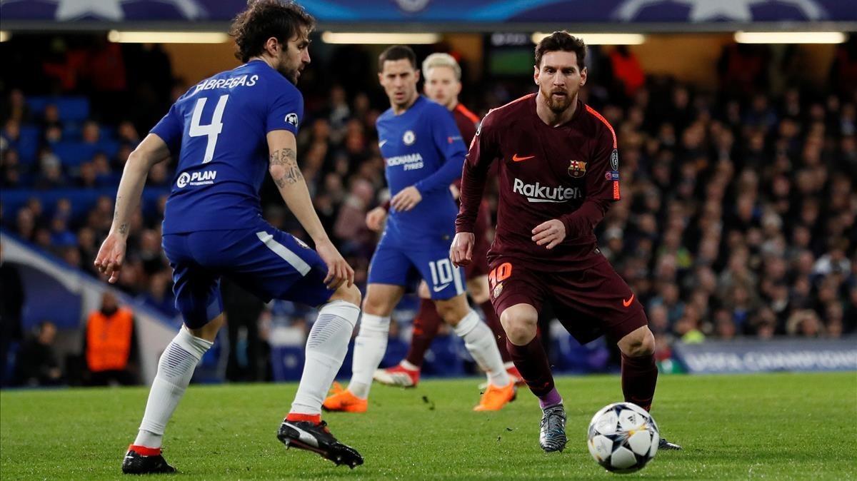 Barcelona – Chelsea Champions League Prediction