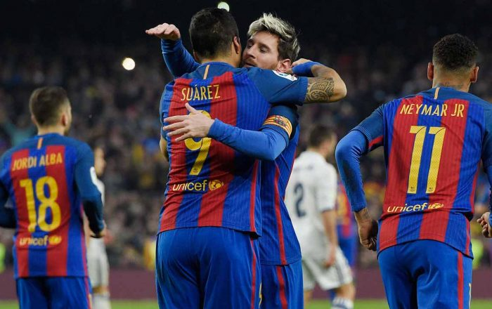 Barcelona vs At. Madrid Betting Prediction