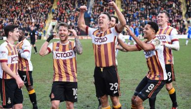 Bradford City vs Gillingham Betting prediction