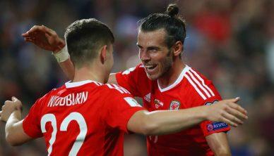 China - Wales Soccer Prediction