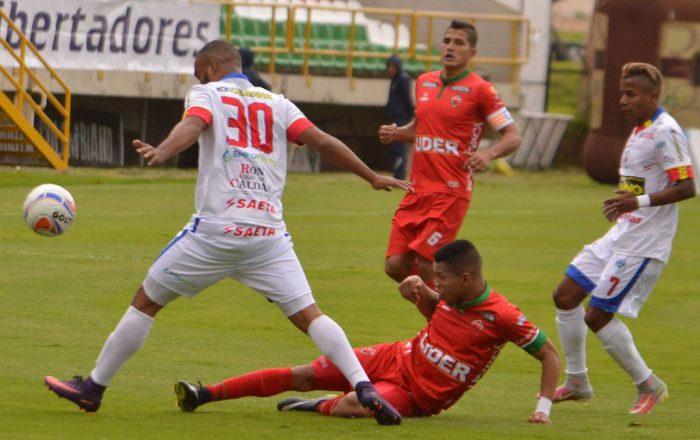 Deportivo Pasto vs Patriotas Boyacá Soccer Prediction