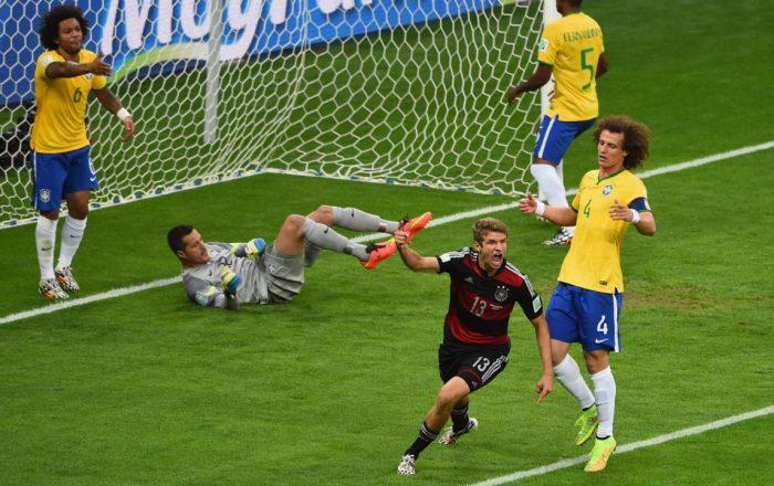 Germany - Brazil Betting Prediction