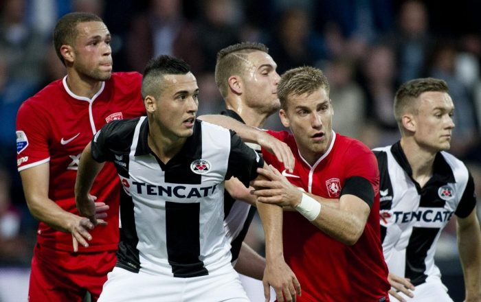 Heracles - Twente Soccer Prediction