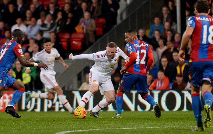 Premier League Crystal Palace - Manchester Utd