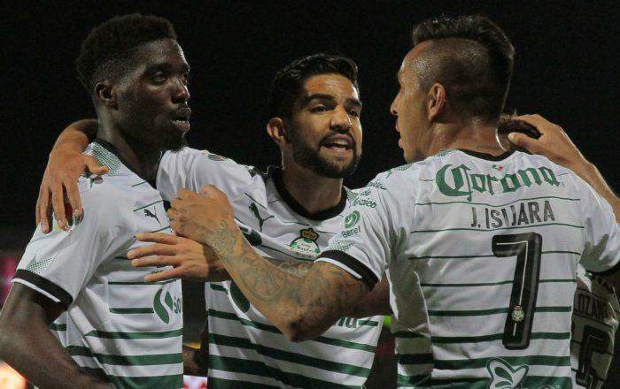 Puebla - Santos Soccer Prediction