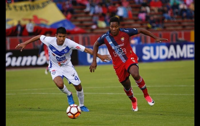 San Jose (Bol) vs EL Nacional (Ecu) Betting Prediction