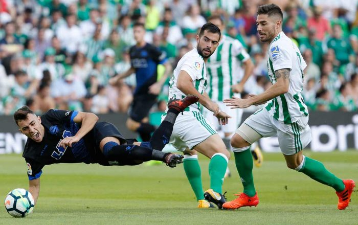 Soccer Prediction Alaves - Betis