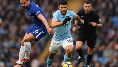 Stoke - Manchester City Premier League