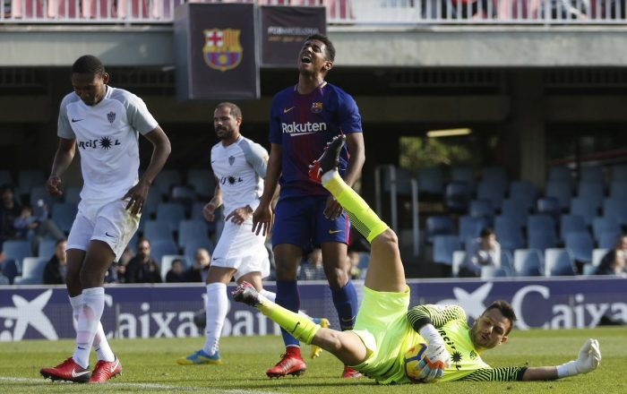 Almeria - Barça B Betting Prediction