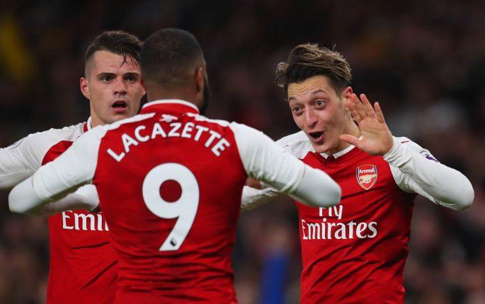 Arsenal - Atl.Madrid Europa League
