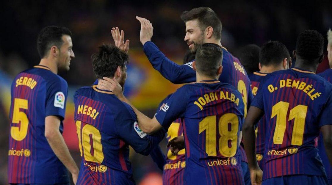 Barcelona - As Roma Champions League