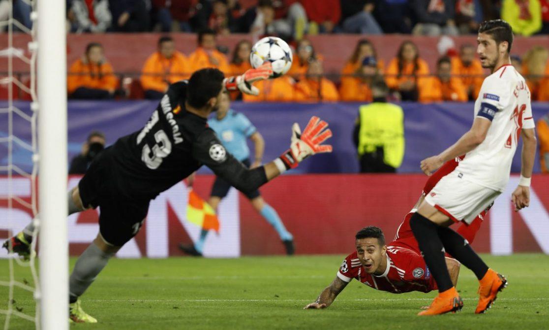 Bayern Munich - Sevilla Champions League