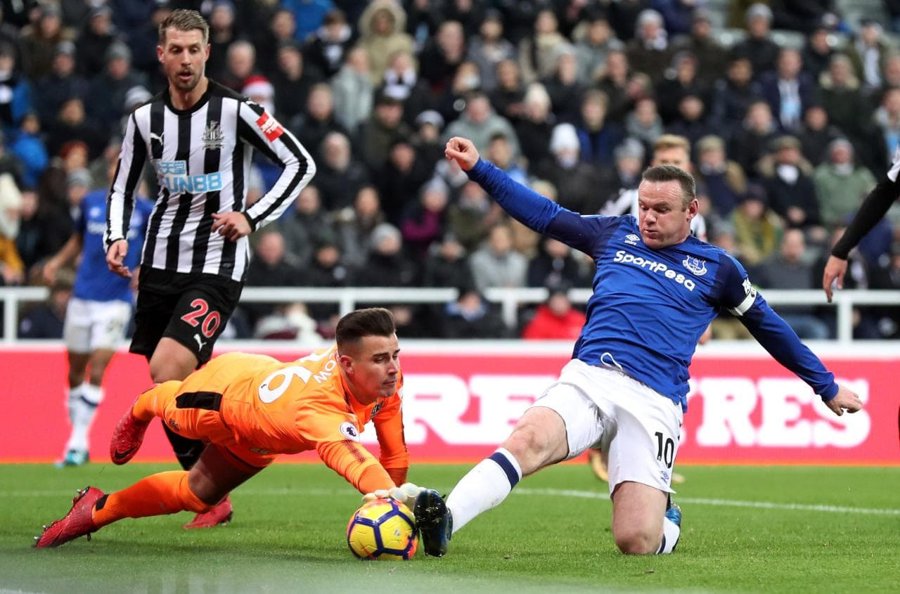 Everton – Newcastle Premier League 23 April 2018