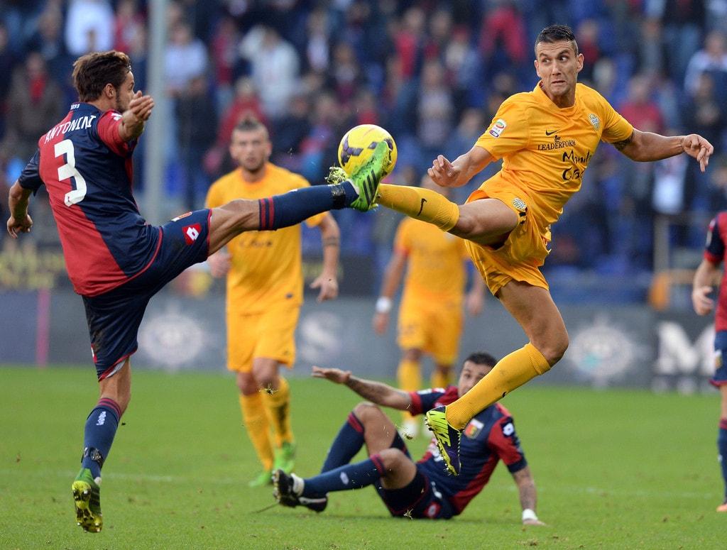 Genoa vs Verona  Betting Prediction 23 April 2018