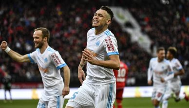 Leipzig - Marseille Europa League
