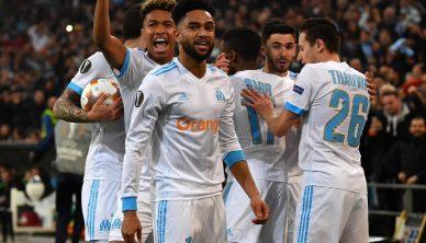 Europa League Marseille - Salzburg