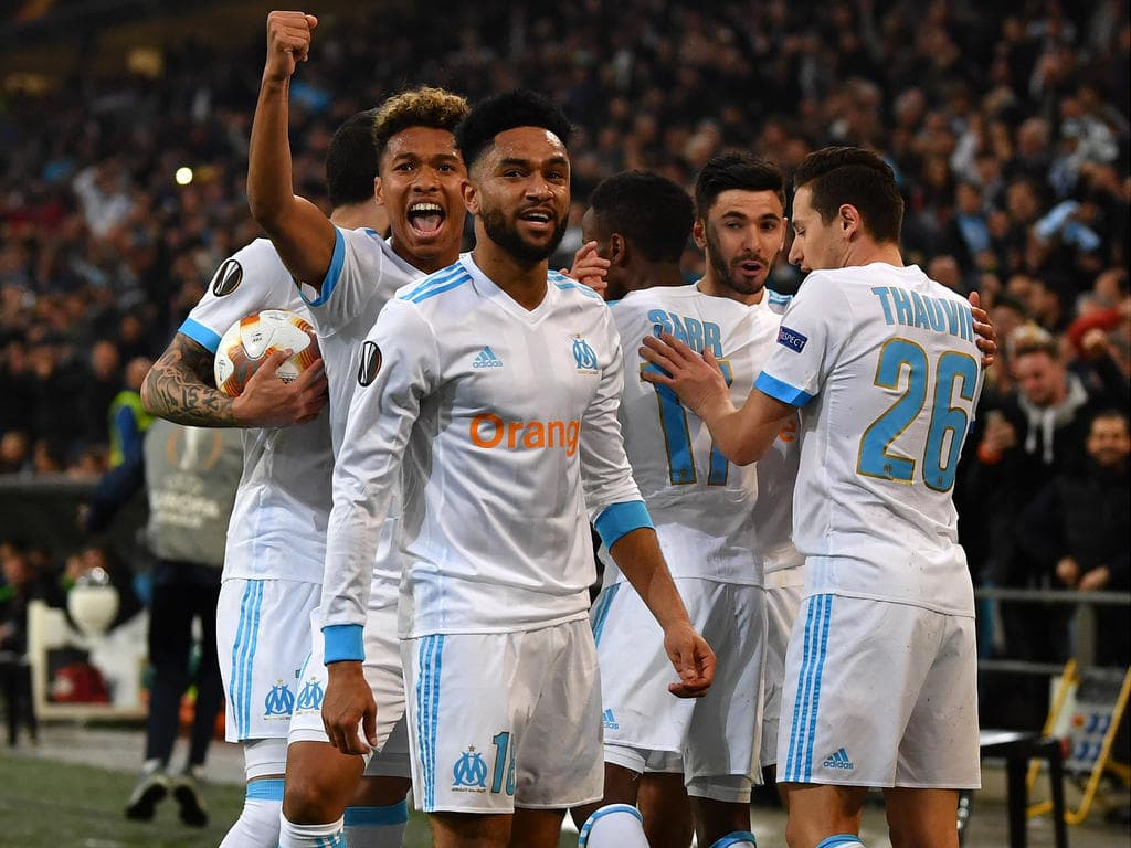 Europa League Marseille – Salzburg 26 April 2018