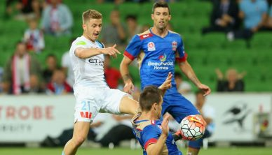 Newcastle Jets vs Melbourne City Betting Prediction