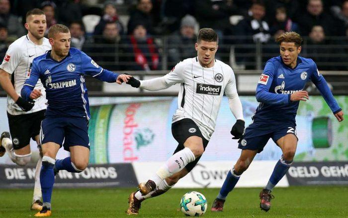 Schalke - Eintracht Frankfurt Betting Prediction