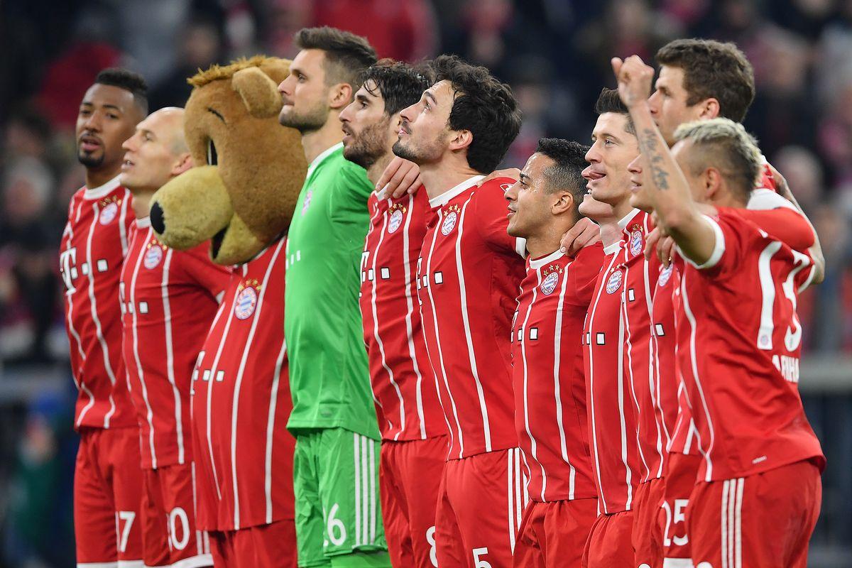 Bayern Menang 2-1 Atas Sevilla