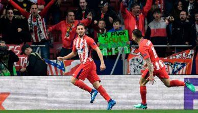 Sporting - Atl. Madrid UEFA Europa League